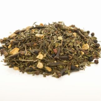Grøn Indisk Chai Te-0