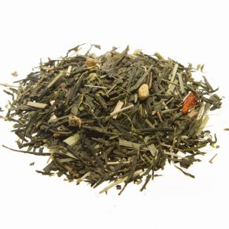 Grøn aromatiseret the