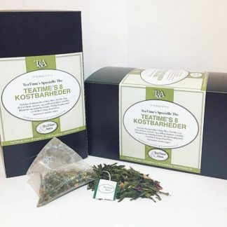 Teatime's 8 Kostbarheder Tea Bags-0